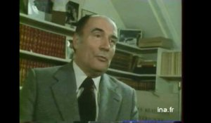 Interview MITTERRAND