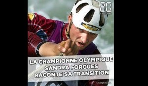 La championne olympique Sandra Forgues raconte sa transition