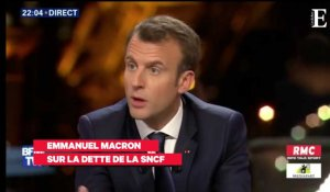 Les temps forts de l'interview de Macron face à Bourdin et Plenel