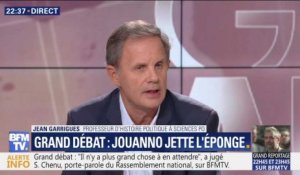 Grand débat: Chantal Jouanno jette l'éponge (2/4)
