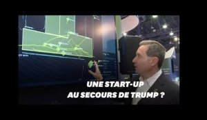 Au CES 2019, cette start-up propose à Trump une alternative à son mur