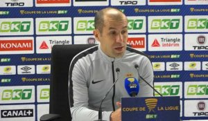 "CdL - Jardim : ""Les tirs au but, c'est une question de chance"""