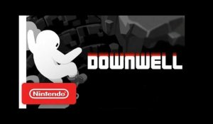 Downwell - Launch Trailer - Nintendo Switch