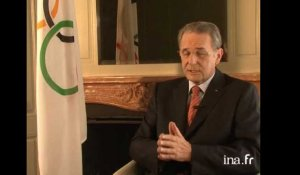 JO 2016 : interview de Jacques Rogge