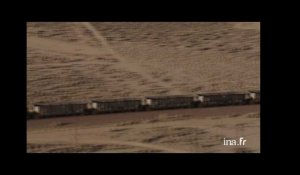Etats Unis, Californie : train de marchandises