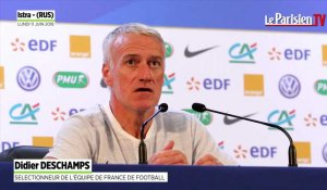 Coupe du monde 2018 : Didier Deschamps connait son onze de départ