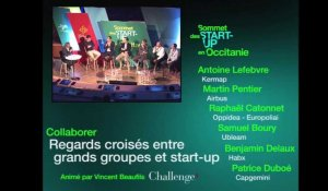 Sommet des start-up de Toulouse : Regards croisés entre grands groupes et start-up