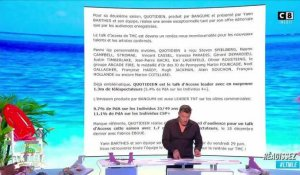 Benjamin Castaldi tacle les audiences de Quotidien