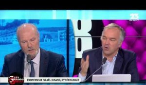 Le Grand Oral du Professeur Israël Nisand, gynécologue - 27/06