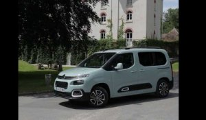 Essai Citroën Berlingo 1.2 PureTech 110 Feel 2018