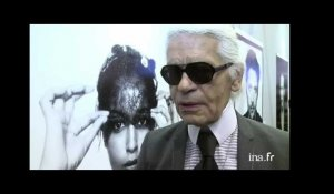 Karl Lagerfeld invité d'honneur du Salon de la Photo