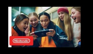 Nintendo Switch Anytime, Anywhere Trailer 1