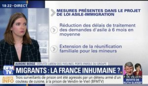 Migrants: la France inhumaine ?