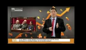 La Minute Eco: la simplification administrative (15/04/2014)