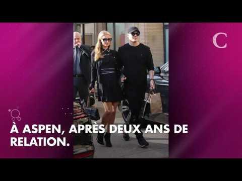 Paris Hilton Est Prete A Changer Son Celebre Nom De Famille Apres