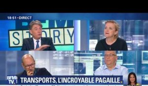 Transport: l'incroyable pagaille