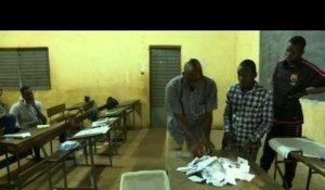 Election à madagascar: fermeture des bureaux de vote sur orange vidéos