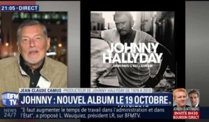 Johnny: nouvel album le 19 octobre