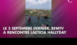 PHOTOS. Laeticia Hallyday : retour sur son premier été à Saint-Barth sans Johnny