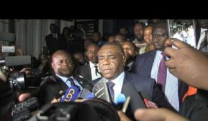 RDC: Bemba officiellement candidat à la succession de Kabila