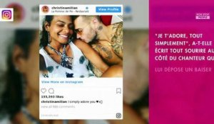 Matt Pokora : instant tendresse sur Instagram avec sa chérie Christina Milian (PHOTO)