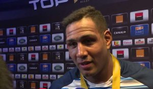 FINALE TOP14 interview Mathieu BABILLOT