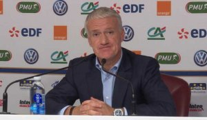 Monaco - Deschamps soutient Henry