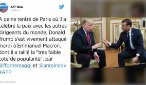 « Make France great again ! » : Donald Trump critique ouvertement Emmanuel Macron sur Twitter.