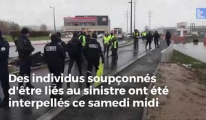 Gilets jaunes Lens-Hénin : le point à la mi-journée