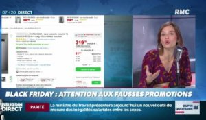 Dupin Quotidien : Black Friday, attentions aux fausses promotions - 22/11