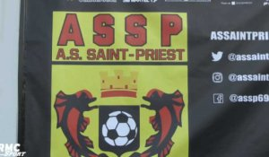 L'AS Saint-Priest, un club ami de l'ASSE bien particulier