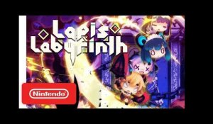 Lapis x Labyrinth - Announcement Trailer - Nintendo Switch