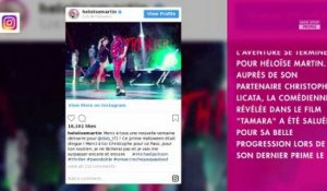 DALS 9 : Terence Telle, son touchant message à Héloïse Martin