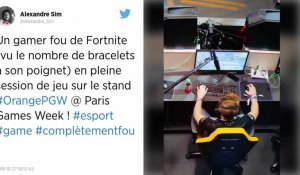 E-sport. À la Paris Games Week, l'environnement du e-sport en superstar.