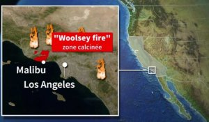 Incendies en Californie