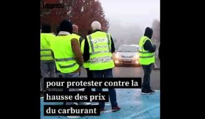 Gilets jaunes: la mobilisation se poursuit