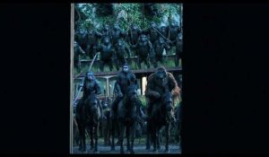 Dawn of the Planet of the Apes: Teaser 2 HD VF