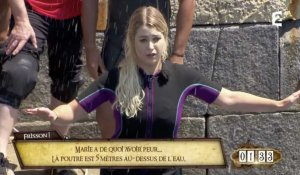 La youtubeuse EnjoyPhoenix en larmes (Fort Boyard) - ZAPPING PEOPLE DU 03/07/2017