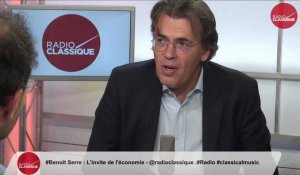 « On soutient l'intention de simplification du dialogue social » Benoît Serre (28/06/2017)