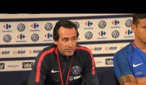 "Finale - Emery : ""Beaucoup de motivation et de respect"""
