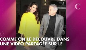 VIDEO. L'anniversaire (très) rock'n'roll de George Clooney