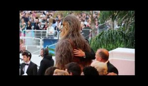 CANNES 2018 : Red Carpet Solo: A Star Wars Story (15 mai 18)