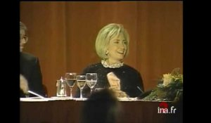 Etats Unis : Bill  Clinton et Paula Jones