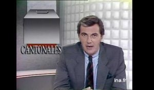 A2 Le Journal 20H : émission du 24 septembre 1988