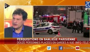 Attentats: Vague d'arrestations en Europe (Paris, Bruxelles, Berlin...)