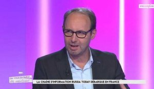 Pourquoi Russia Today s'implante-t-elle en France ?
