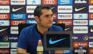 "10e j. - Valverde: ""Un match spécial"" contre l'Athletic Bilbao"