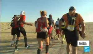 Ultra marathon de Tunisie : 100 km le long du plus grand lac de sel du Sahara