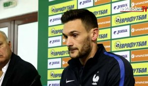 Bulgarie - France. Lloris : «L'issue finale est proche»