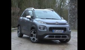 Essai Citroën C3 Aircross 1.2 PureTech 110 EAT6 Shine (2018)